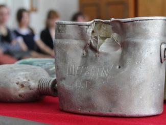 Юные тюменские поисковики научатся реставрировать экспонаты времен Великой Отечественной войны