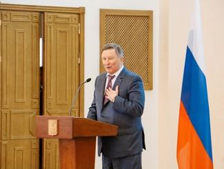Торжественное открытие Всероссийской акции «Вахта Памяти-2018» состоялось в Белгороде