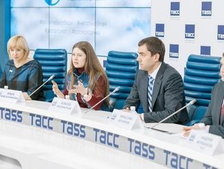 Поисковики и «Волонтеры Победы» рассказали о совместных проектах на пресс-конференции в ТАСС