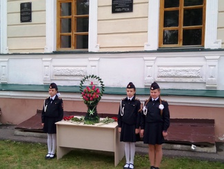 Пензенские поисковики открыли памятник воинам, умершим в эвакогоспитале № 2776