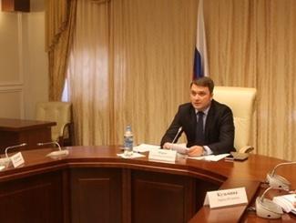 Совещание по развитию поискового движения в Уральском федеральном округе
