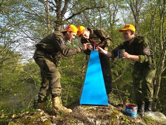 На Кубани завершается III этап добровольческого проекта «Дорогой героев»