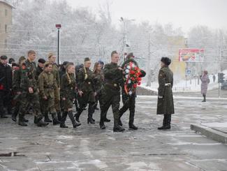 Пензенские поисковики провели митинг и смотр поисковых отрядов в День Неизвестного Солдата