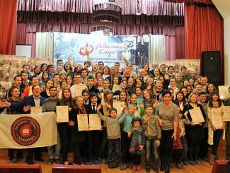 VI Межрегиональный фестиваль поисковой песни и агитбригад «Ровесников следы» прошел в Татарстане