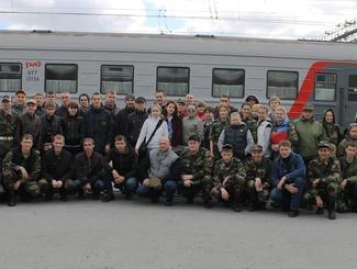 Тюменские поисковики отправились в экспедиции в Новгородскую, Ленинградскую и Тверскую области