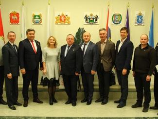 Совет по вопросам совершенствования политики в области патриотического воспитания прошел в Екатеринбурге