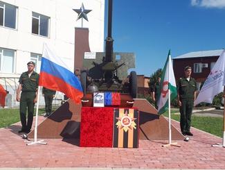 В Ингушетии состоялась церемония передачи останков красноармейца Тимофея Перкова на малую родину