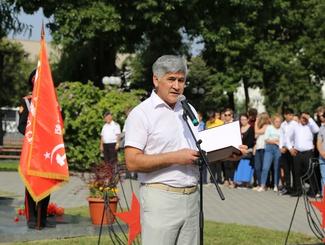 Поздравляем с юбилеем Искандарбека Исламбековича Даирова