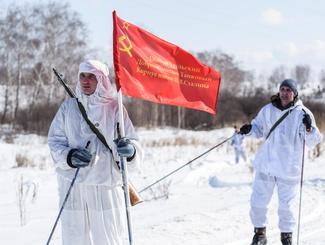 Лыжный переход «Преодоление» прошел в Челябинской области