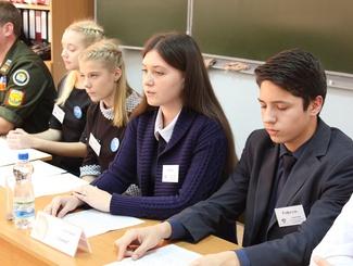 Конференция с участием поискового клуба «Уралец» прошла в Новотроицке