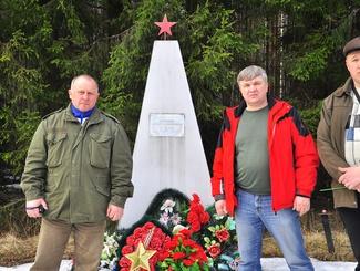 На Вологодчине установят памятник погибшим при бомбардировке эшелона красноармейцам