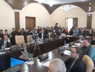 Владимирские поисковики провели региональную конференцию
