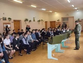 Уроки мужества, посвященные Дню Неизвестного солдата, прошли на Брянщине