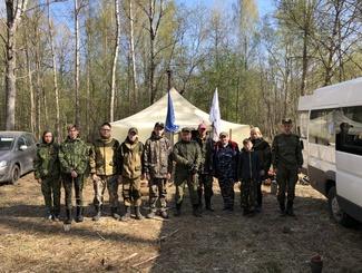 Останки семнадцати красноармейцев найдены на местах боев подо Ржевом