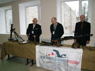 Встреча, посвященная памятной дате – Дню Неизвестного солдата, прошла в Твери