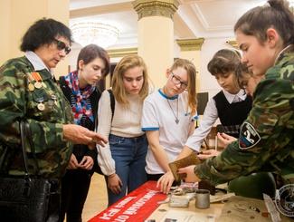 В Тюменской области прошли мероприятия, посвященные Дню Неизвестного солдата