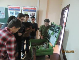 Ивановские поисковики провели мастер-класс для студентов и преподавателей ИвГУ