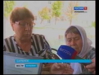 Акция «Уточни судьбу солдата» в Саранске