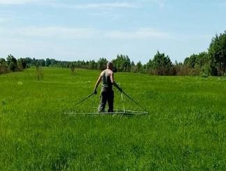 Неизвестного красноармейца обнаружил отряд «Победа» в Ржевском районе