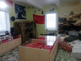 Музей поисковой работы открыли нижегородские поисковики в городе Кулебаки