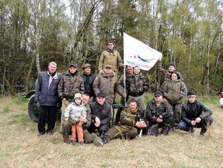 Калининградские поисковики подняли останки 43 защитников Отечества в ходе весенней «Вахты Памяти»