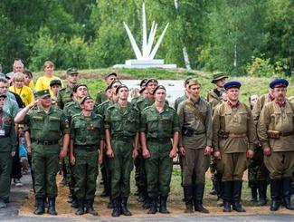 Поисковая экспедиция «Западный фронт» начала работу в Калужской области