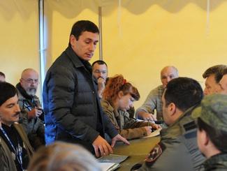 Поисковики Ленинградской области обсудили с властями, как предотвратить стройки «на костях» защитников Отечества в регионе
