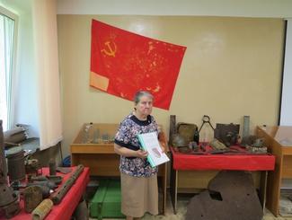 Ивановские поисковики передали семье документы о судьбе защитника Отечества, героически погибшего в 1943 году