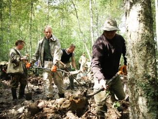 Торжественное открытие международной поисковой экспедиции «Ржев. Калининский фронт» пройдет в Тверской области