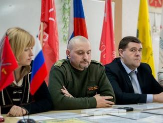 Закрытие «Вахты Памяти-2014» в Тульской области