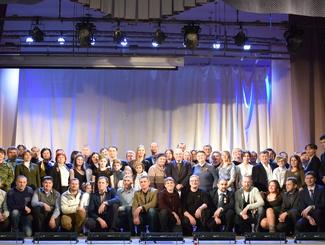 Нижегородская поисковая организация «Курган» отметила 30-летие