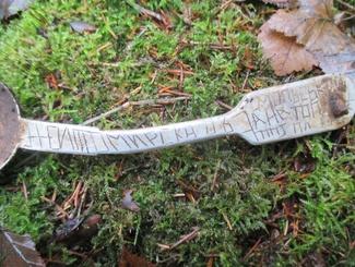 Поисковики «Долины» нашли погибшего красноармейца родом из Житомирской области Украины