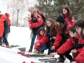 «Марш Памяти-2014» прошел в шести районах Татарстана