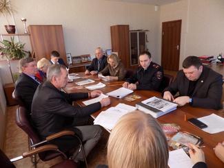 """Совещание """"Развитие поискового движения Оренбургской области"""" прошло в департаменте молодёжной политики региона"""