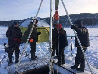 Поисковики Татарстана завершили экспедицию в Мурманской области