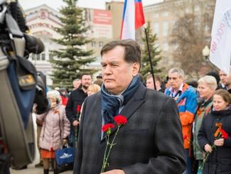 Участник Движения избран депутатом Государственной Думы Российской Федерации