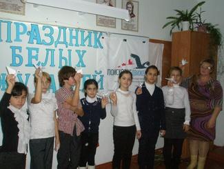 Ставропольские поисковики читали стихи поэтов-фронтовиков в День Белых журавлей