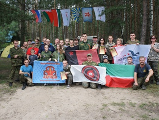 Поисковики Татарстана подвели итоги экспедиции, проходившей на территории Республики Беларусь