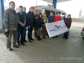Более 150 поисковиков из 32 отрядов Республики Башкирия отправились на весеннюю «Вахту Памяти – 2017»