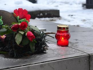 В Оренбургской области простятся с красноармейцем Федором Бурыкиным