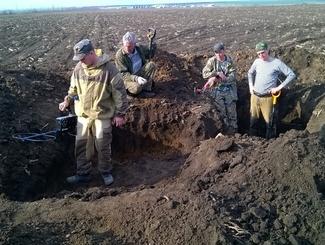 Ямальские поисковики примут участие в весенней поисковой экспедиции в Ростовской области