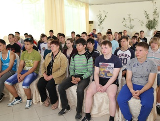 Областная школа поисковика стартовала в Астраханском регионе