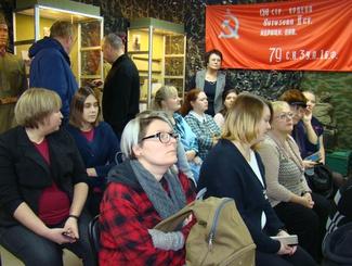 Семинар для руководителей поисковых отрядов прошел в Свердловской области