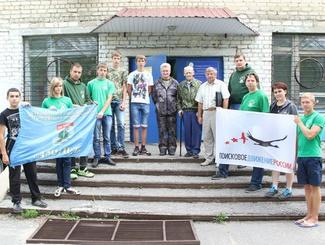 Владимирские поисковики провели разведку в на месте крушения воинского эшелона