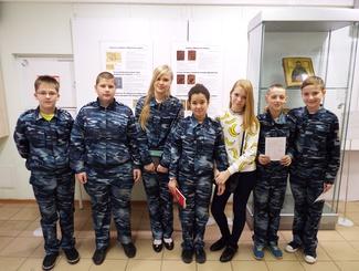 Занятия «Школы юного музейщика» стартовали в Челябинске