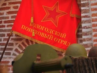 В Вологодской области в День неизвестного солдата откроется  памятник 80 воинам, умершим в эвакогоспиталях