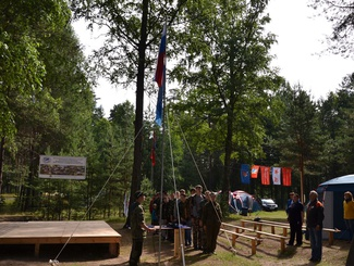 Открытие второй смены поискового центра «Память» состоялось в Ивановской области