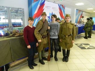 Поисковики Красноярска приняли участие в военно-патриотическом фестивале «Сибирский щит»